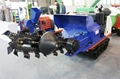 迷你遙控果園機器人-粉碎機  3ZS-7  6