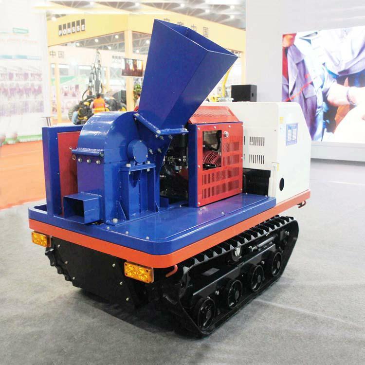 迷你遙控果園機器人-粉碎機  3ZS-7  2