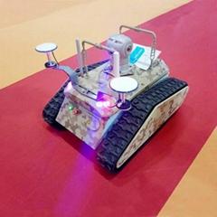 迷你履帶巡檢機器人 WL-160