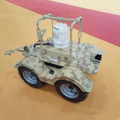 轮式巡检机器人 WL-80