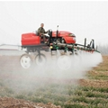 Agricultural Self propelled boom sprayer  3