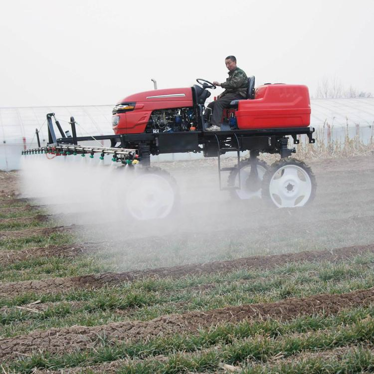 Agricultural Self propelled boom sprayer  5