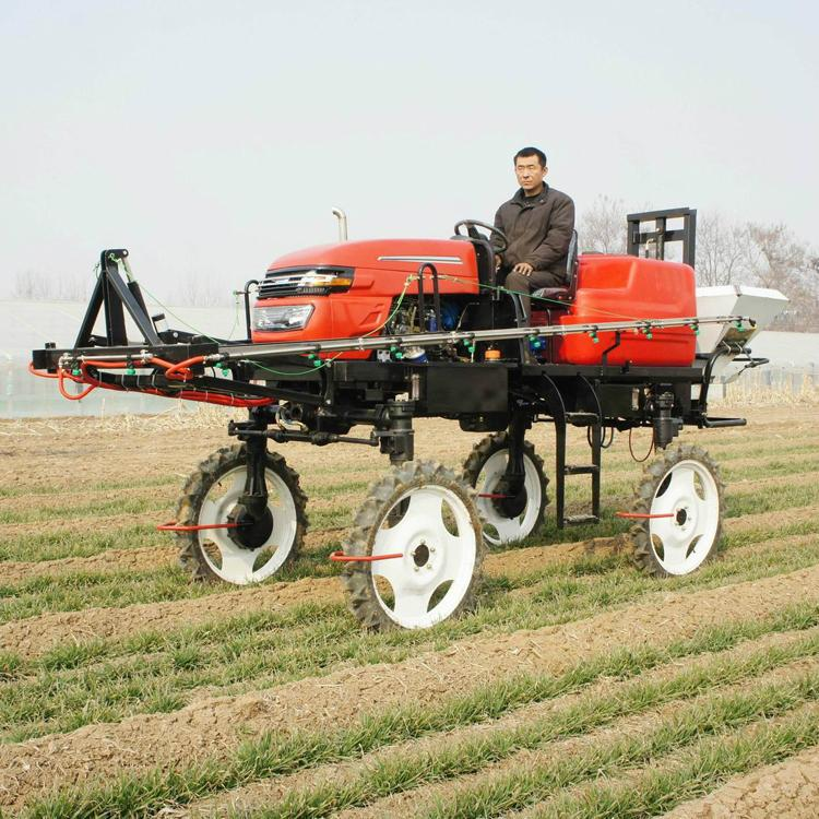 Agricultural Self propelled boom sprayer  2