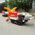 Self propelled crawler air blast power sprayer    6