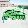 tractor mounted  ridger for rice paddy