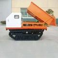 Mini remote control truck dumper
