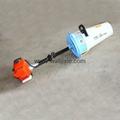 Mini handle gas engine garden air blast
