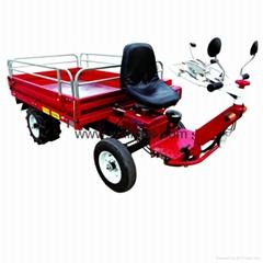 Palm Garden diesel engine wheel transporter