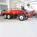 Sugar cane wheel transporter  WL-500-8M