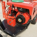 three wheel type  diesel engine garden air blast sprayer