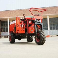 乘骑自走式果园风送喷雾机  3WZ-250B