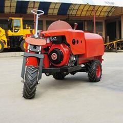 柴油轮式自走式果园风送喷雾机  3WZ-250A