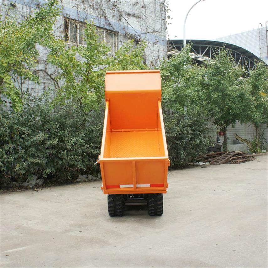 garden mini crawler truck dumper  5