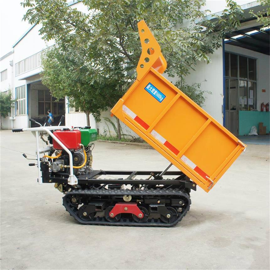 garden mini crawler truck dumper  6