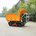 garden mini crawler truck dumper  7
