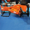Tractor Disc Ridger by gear drive