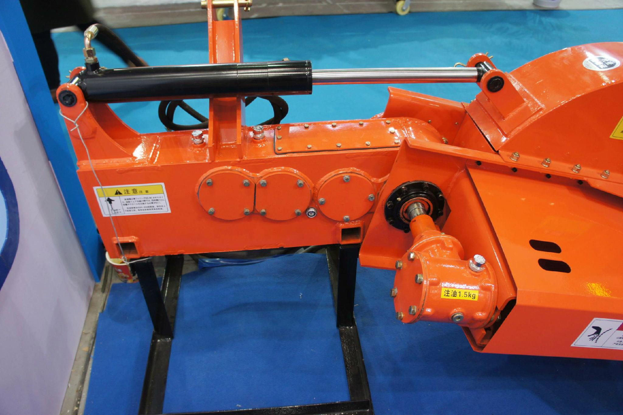 Tractor Disc Ridger by gear drive 6