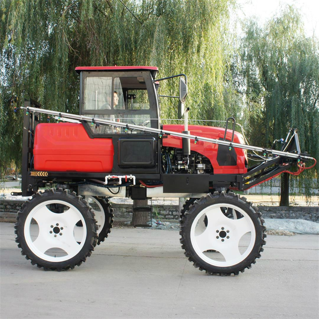 Agricultural tractor power pesticide machine  2