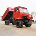 articulated hydraulic dump transporter