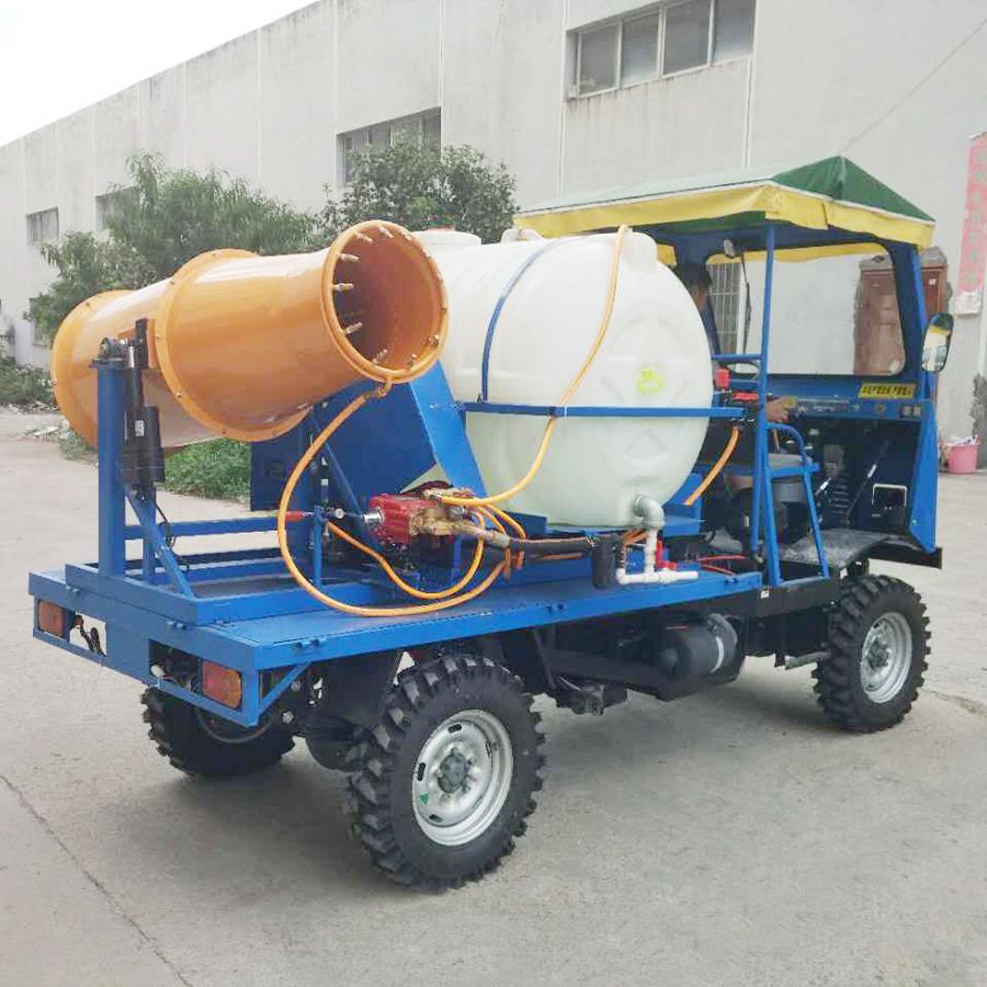 农用四驱轮式山地运输车  3