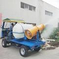 农用四驱轮式山地运输车  4