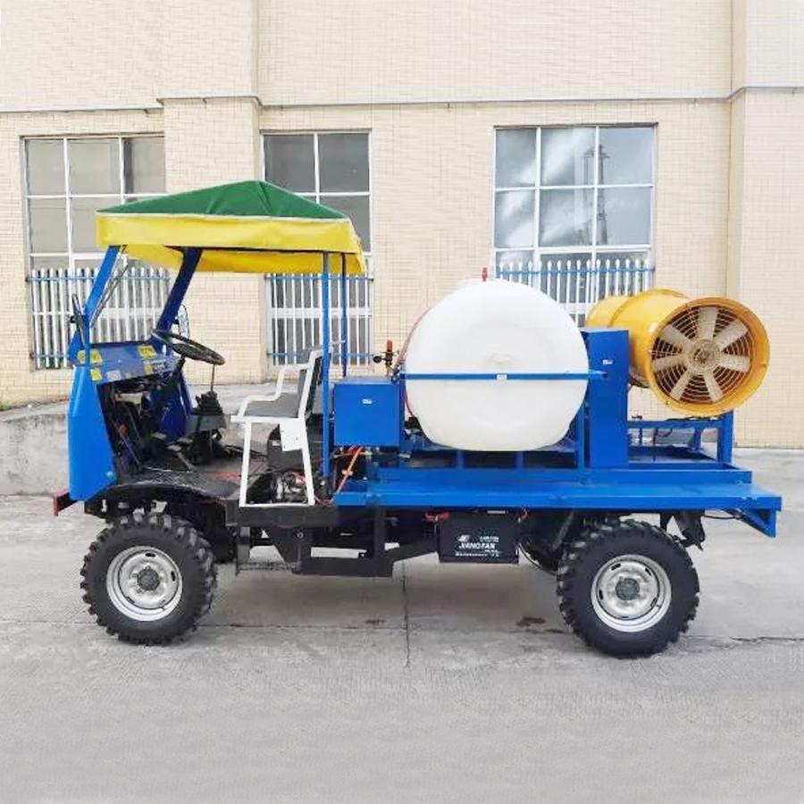 农用四驱轮式山地运输车  6