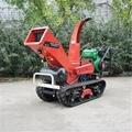 Mini crawler self propelled type wood