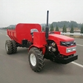 4x4 all road transporter tractor for