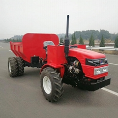 4x4 all road transporter tractor for palm oil garden (Hot Product - 1*)