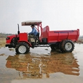 agricultural tractor for palm garden transporter