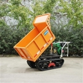 garden mini crawler truck dumper  2