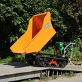 Orchard and garden special used crawler