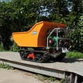 Mini Transporter Dumper for Construction transporter