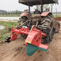 rice field ridger making machine
