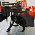 ridger making machine with tiller