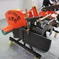 ridge making machine with tiller