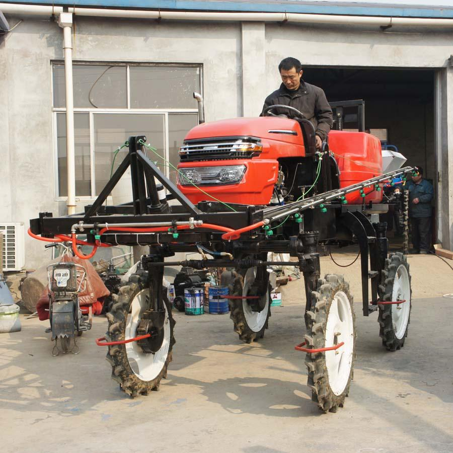 Agricultural Self propelled boom sprayer  9