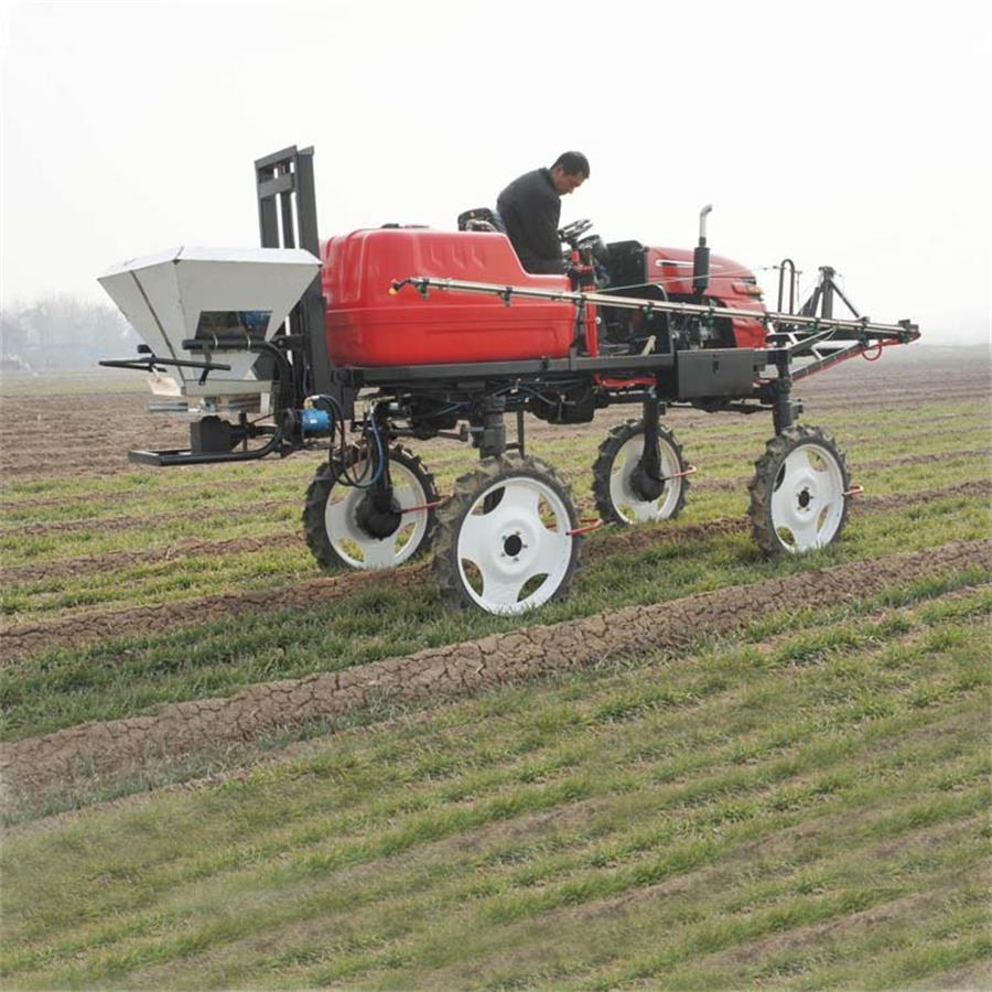 Agricultural Self propelled boom sprayer  10