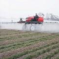 自走式柴油水旱两用喷杆喷雾机