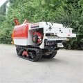 Mini remote control crawler power  sprayer  3WF-500D