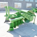 Farm paddy field tiller ridger making machine