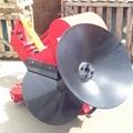 Ridging machine bund maker for rice paddy field  5