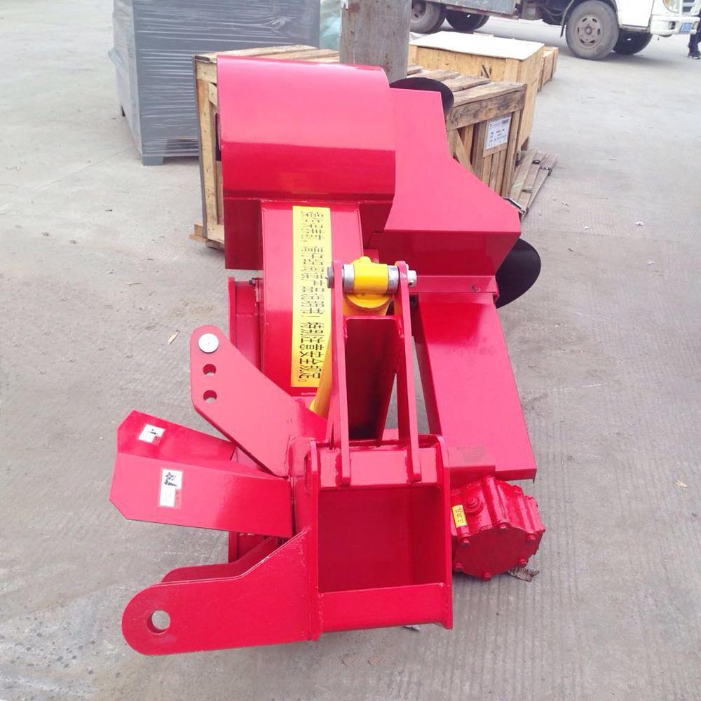 Ridging machine bund maker for rice paddy field  6