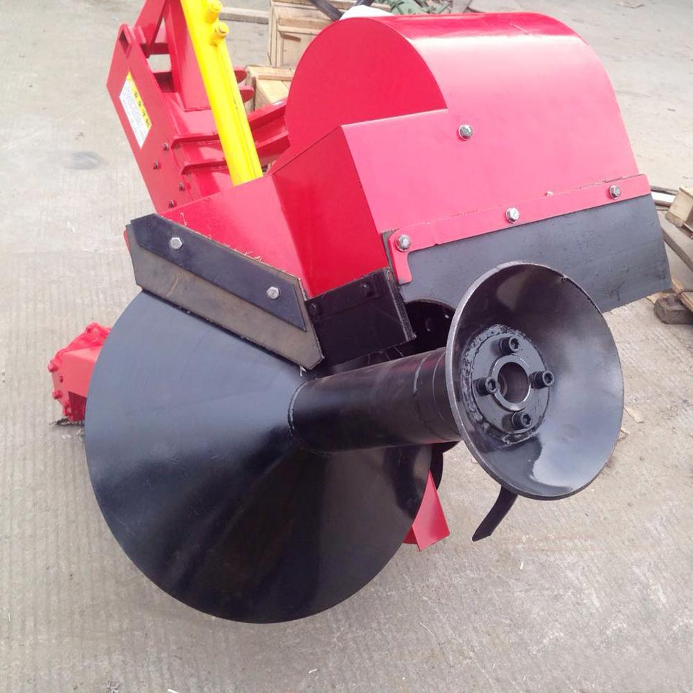 Ridging machine bund maker for rice paddy field  7