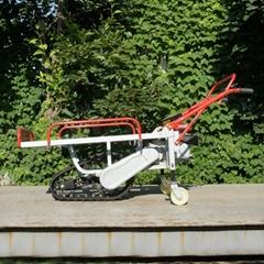 履带单轨运输车汽油动力