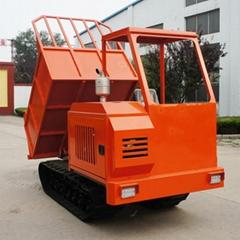 履帶液壓驅動搬運昇降平台  WL-2000L