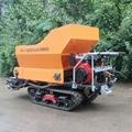 履带大棚液压马达土肥撒肥机 2