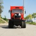農用四驅棕櫚園折腰轉向運輸型拖拉機 WY-5000 2