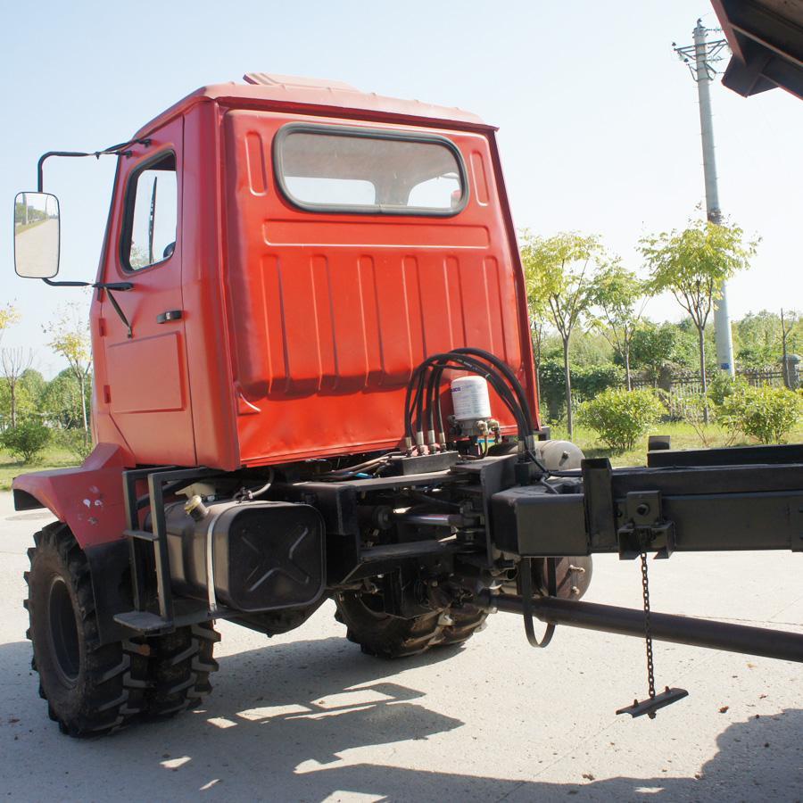 農用四驅棕櫚園折腰轉向運輸型拖拉機 WY-5000 3