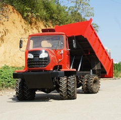 farm diesel engine  wheel type transporter